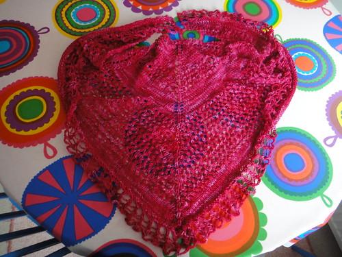Colfax shawl