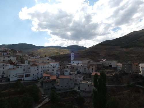 Pueblo - Vista desde el castillo