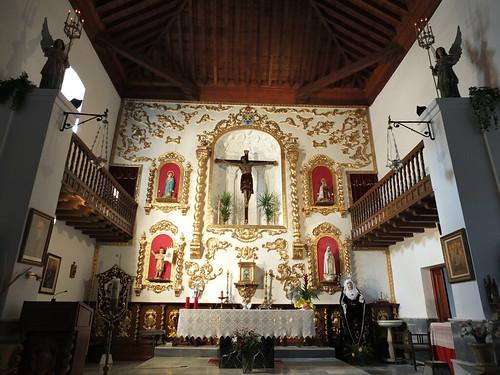 Iglesia - Retablo mayor