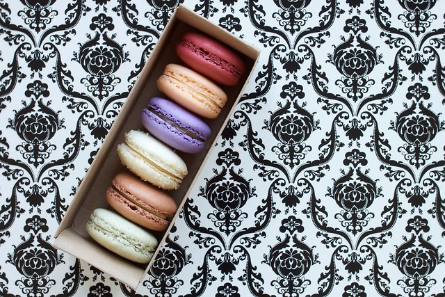 Macarons and Will Ferrell