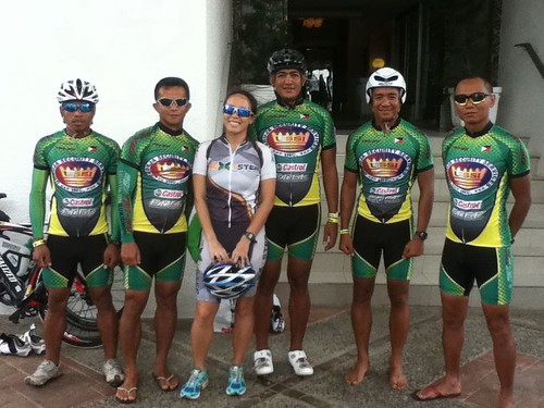 Ironman 70.3 Philippines: at The Brick bike services
