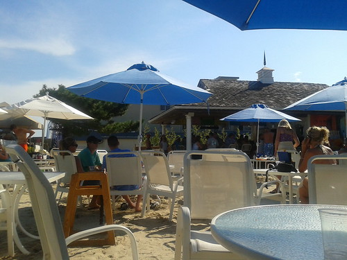 The Beach Club at the Golden Inn