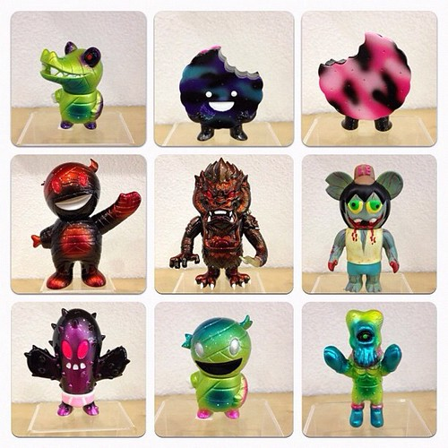New customs I did available @ Dragatomi.com by Mr.D-luX