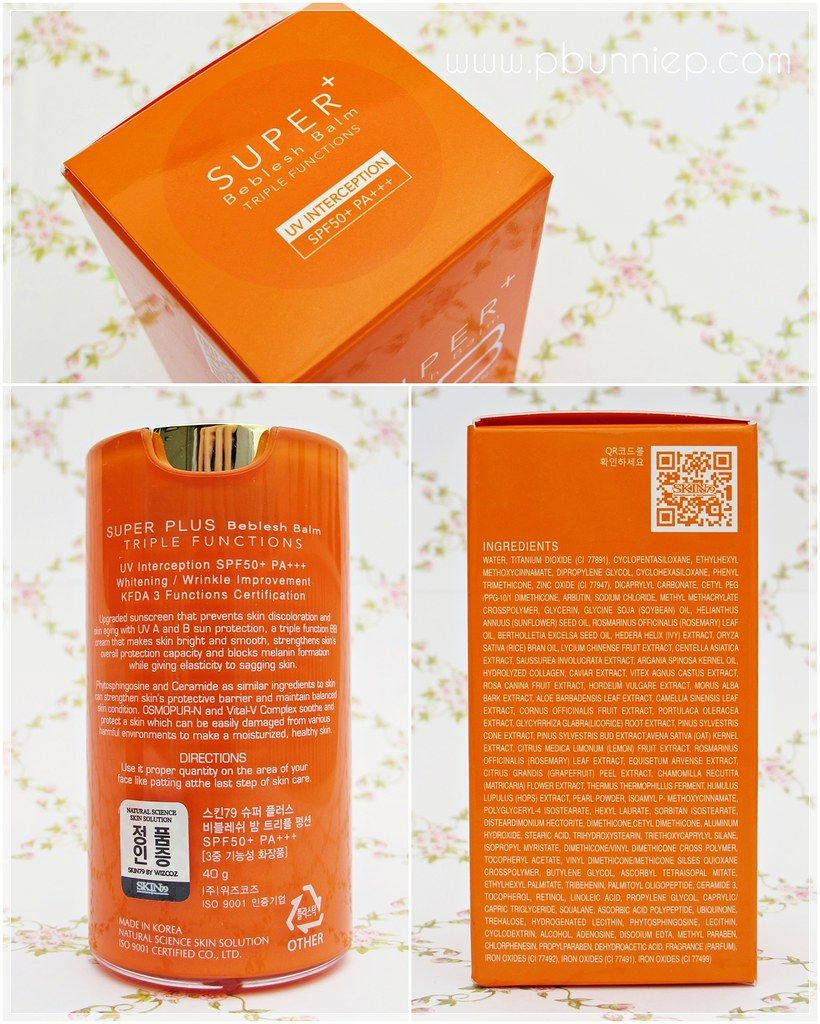 Skin79 Vital Orange BB Cream-03