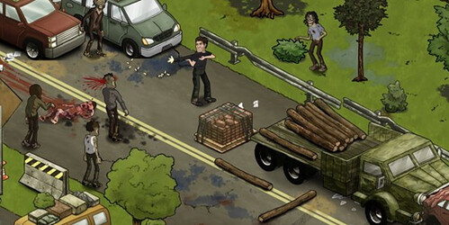 Zombies Invade Facebook Through 'Walking Dead Social'
