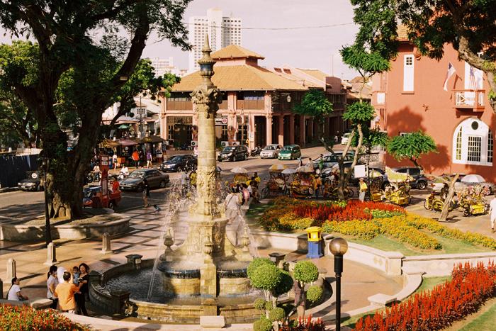 victoria's fountain