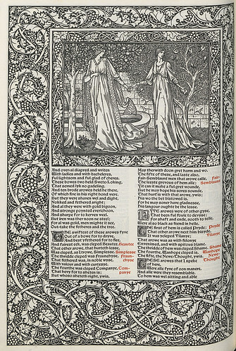 The Works of Geoffrey Chaucer, Now Newly Imprinted
