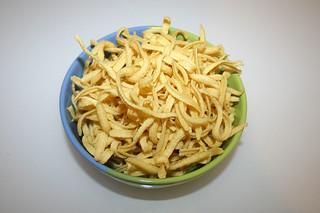 01 - Zutat Spätzle / Ingredient spaetzle