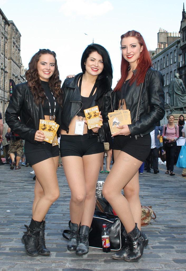 Edinburgh Festival Theatre Red Shoes