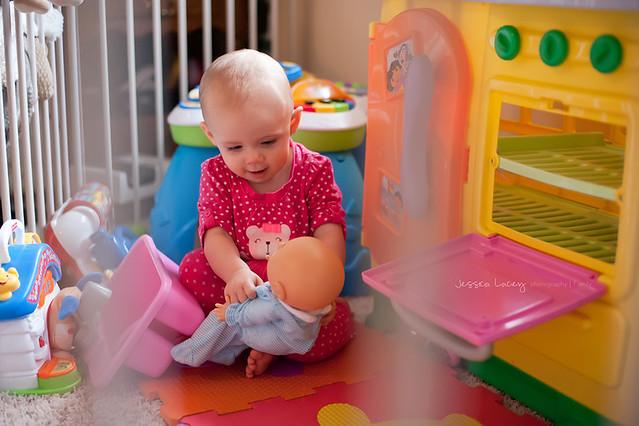 Addison 10 months
