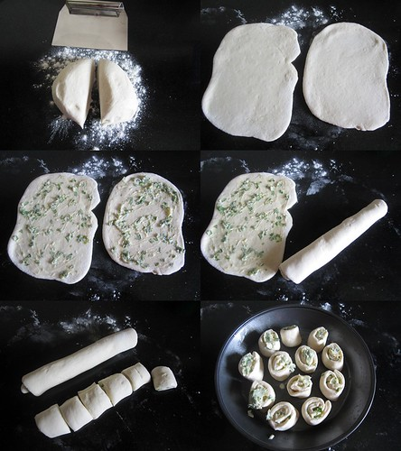 Garlic Pull-apart Rolls-step5