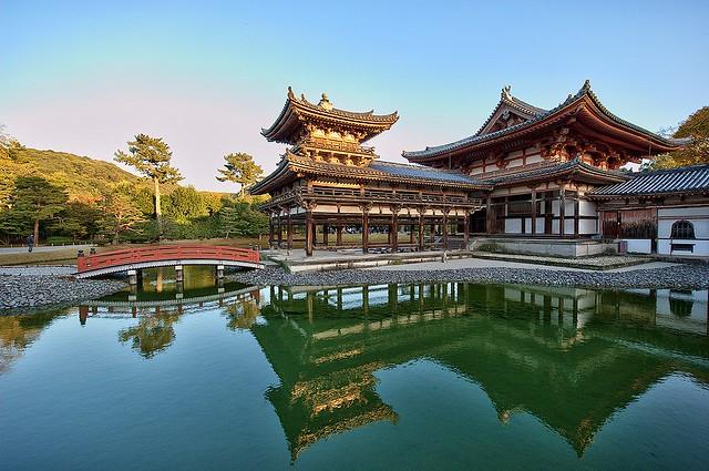 Byodo-in Temple - Uji, Kyoto, Japan  Flickr - Photo Sharing!