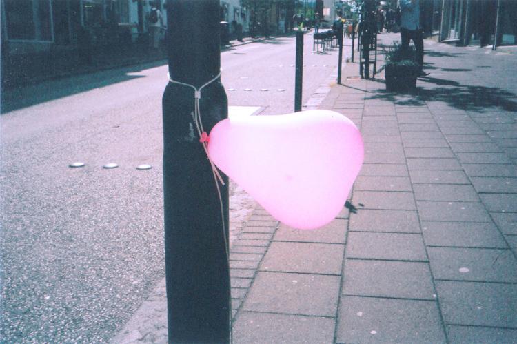 heart ballon reykjavik