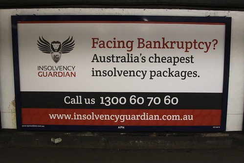 Facing bankruptcy? Australia's cheapest insolvency packages'