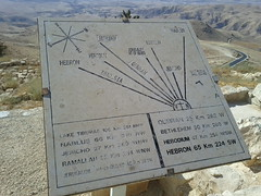 Mount nebo-what can you see