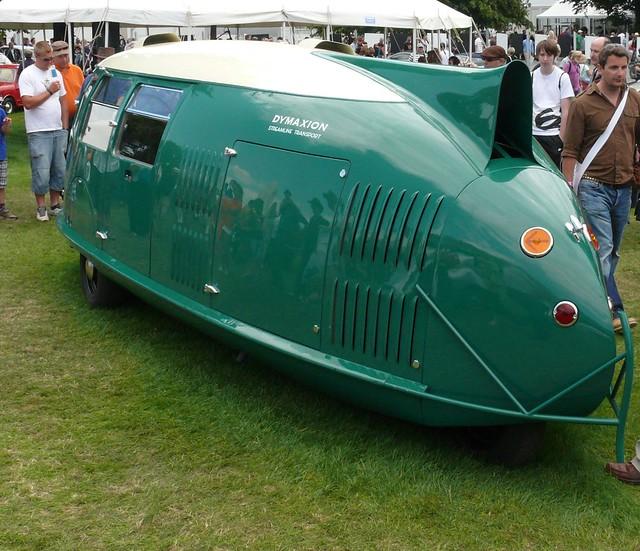 Dymaxion green 1933 Type hl