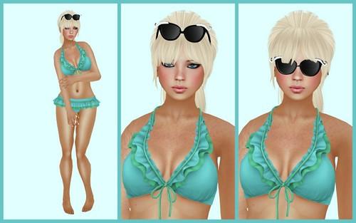 'kini and shades