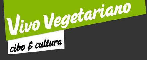 Il logo di Vivo Vegetariano