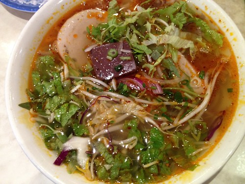 Co Do's Bun Bo Hue by thatwelike