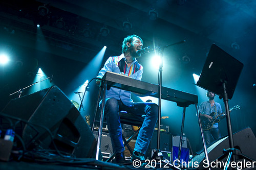 Band Of Horses - 08-14-12 - Meadow Brook Music Festival, Rochester Hills, MI