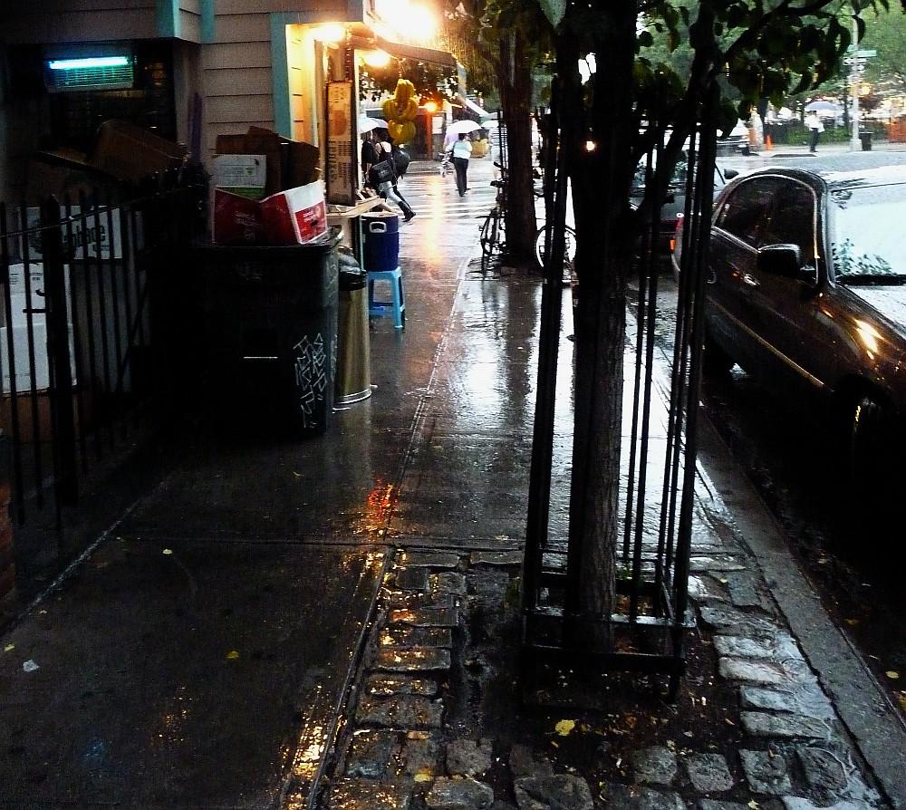 First Street Rain
