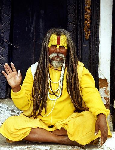 Kathmandu Sadhu