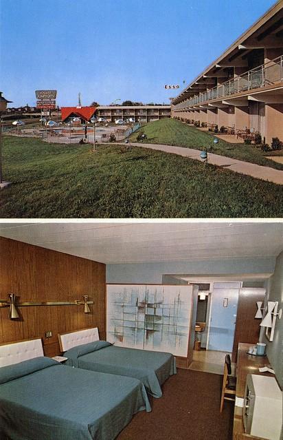 Howard Johnson Motor Lodge Harrisonburg Va Flickr