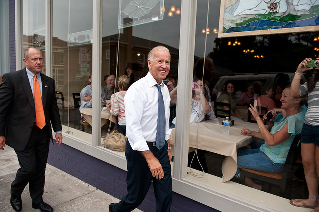 Joe Biden in Radford — August 15th