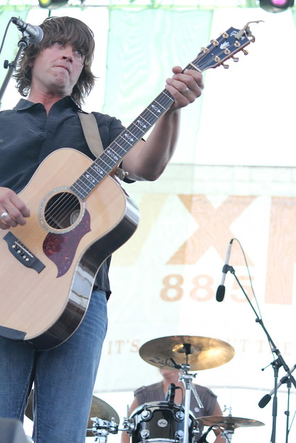 Photo:Rhett Miller and the Serial Lady Killers @ Wiggins Park XPoNential Music Festival 2012 I By countfeed