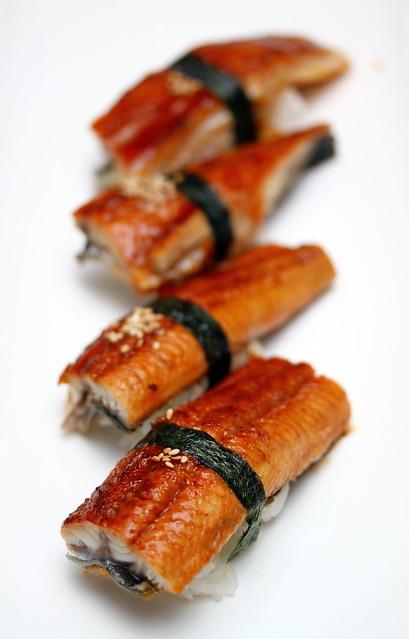 海湾寿司:特级珍宝乌纳吉