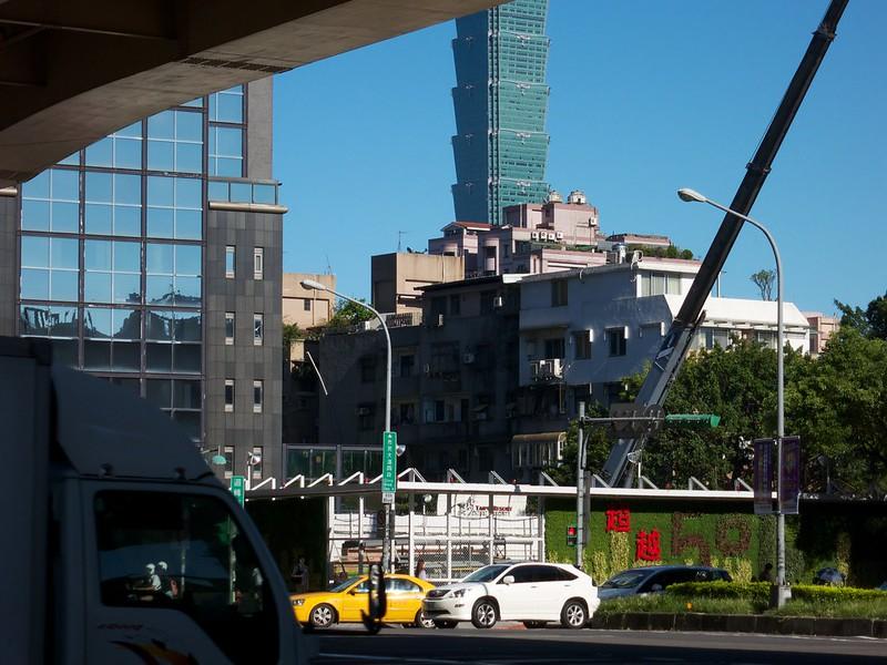 2012 台湾旅行 台北101