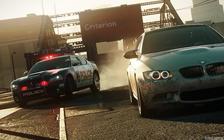 Need for Speed : Most Wanted - A Criterion games