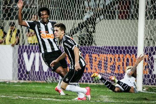 Atlético x Botafogo 19.08.2012