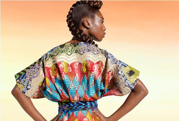 Africa-inspired designs - Vlisco 'PALAIS DES SENTIMENTS'
