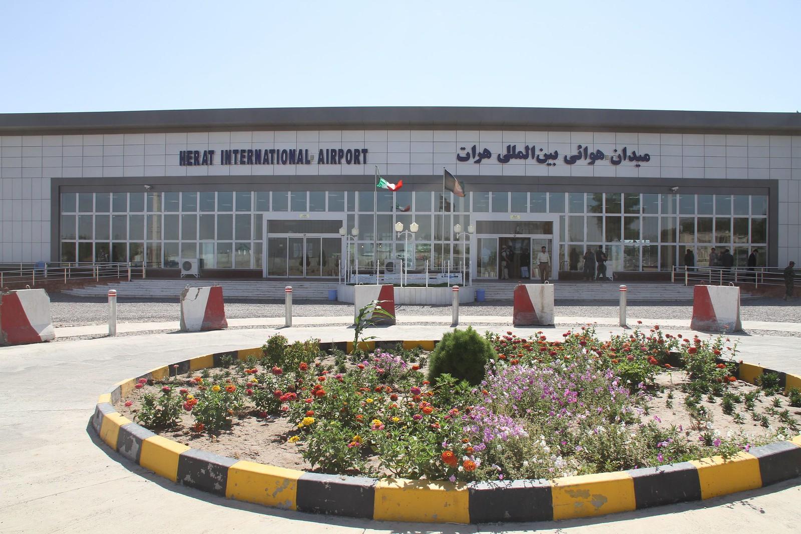 مطار هرات (هرات المطار) .1