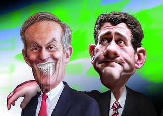 Todd Akin and Paul Ryan