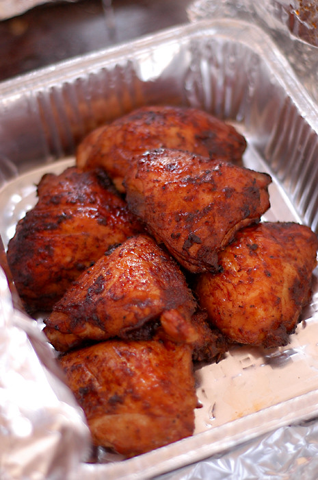 Kosher BBQ Chicken