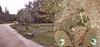 Diversion Route ~ Umleitung - Schloßpark Schönbrunn / begehbare Luftaufnahme im Nationalparkzentrum Donauauen, Schloß Orth by hedbavny