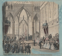 Kroningen i Trondhjem (1860)