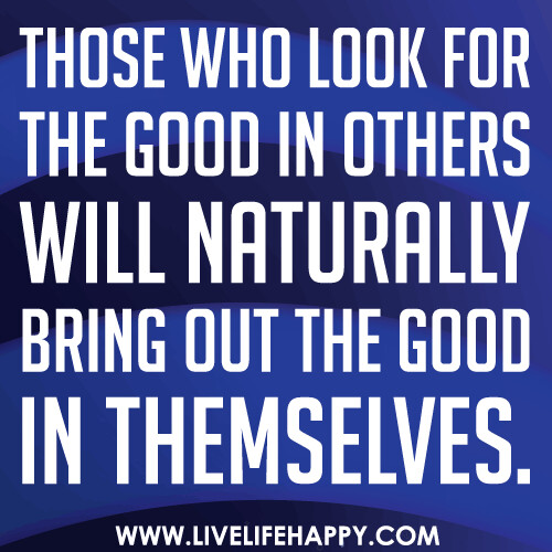 Those Who Look For