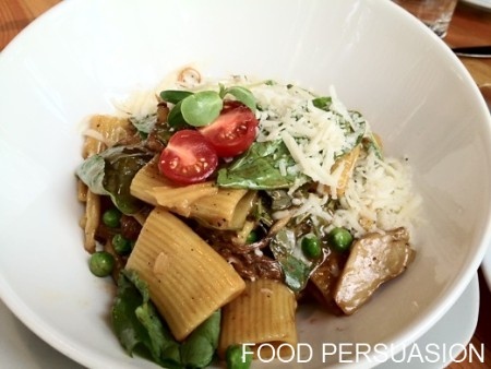 PEACE COUNTRY BRAISED LAMB PASTA