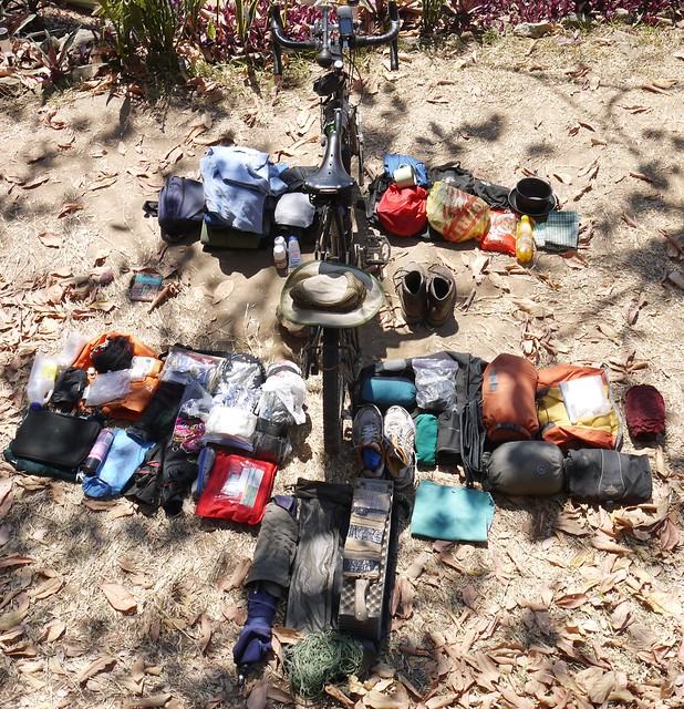 Gear talk after 9 months in Africa
