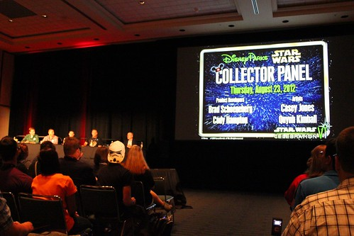 Disney Collector Panel - Star Wars Celebration VI