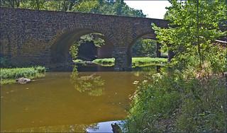 Billede af Stone Bridge. roncogswell manassasnationalbattlefieldparkva civilwartrust stonebridgemanssasnationalbattlefieldparkva