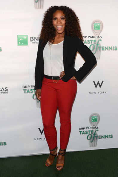 Serena+Williams+13th+Annual+BNP+PARIBAS+TASTE+r1ee  unIqxxJl