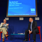 Ian McEwan talks to Alex Salmond | Ian McEwan talks to Alex Salmond