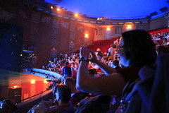 China Teatern audience