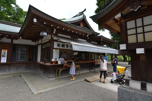 2012夏日大作戰 - 熊本 - 出水神社 (10)