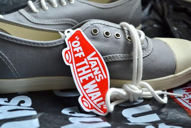 Gray Vans Shoes For Sale