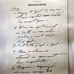 Nixon notes from meeting with MLK 1957 - Richard Nixon Presidential Library and Museum